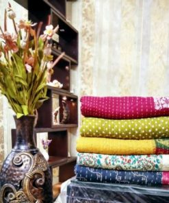 Vintage Throw Kantha Quilts