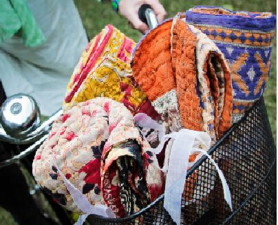 Story Behind Kantha Quilts
