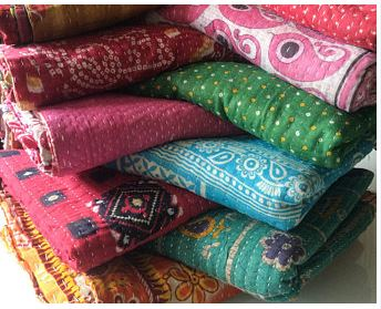 Kantha Quilts – The Perfect Wedding Gift for your Loved Ones