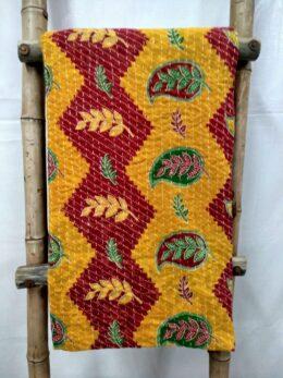 Designer Kantha Blanket