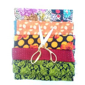 Kantha Cotton Scrap