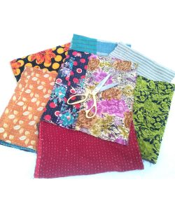 Kantha Scrap Lot