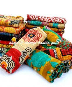 Vintage Kantha Quilt wholesale