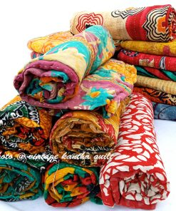 Indian Kantha Gudari Lot