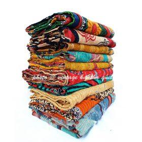 Wholesale Reversible Kantha Throw