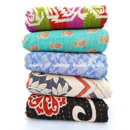 Kantha Throw Wholesale