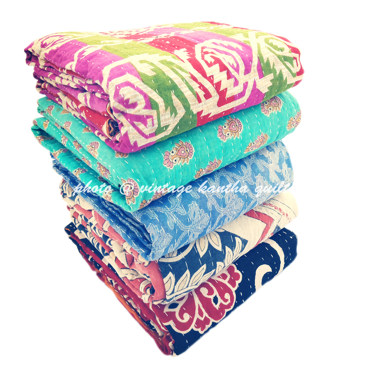 Wholesale Kantha Throws