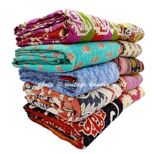 Kantha Quilt Wholesale