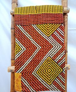 Kantha Twin Handmade Throw