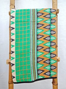 Vintage Baby Kantha Quilt