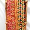 Polka Paisley Bengal Kantha Quilt