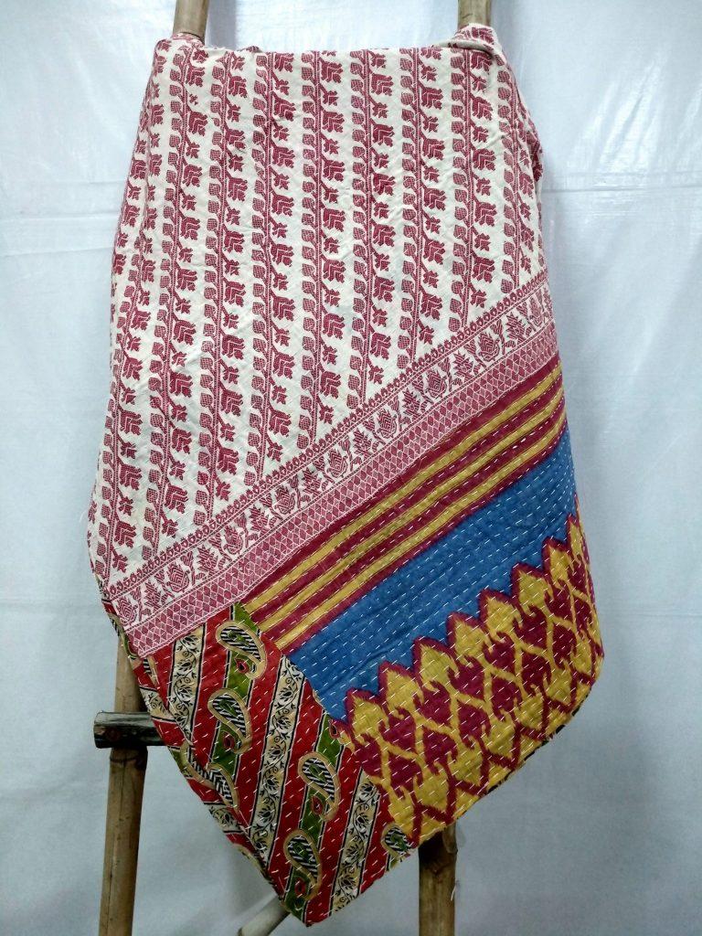 bangladeshi kantha quilt