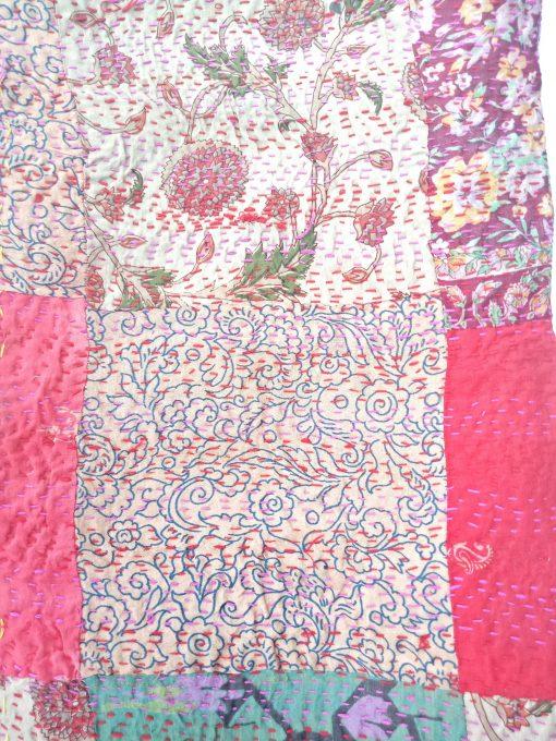 artisan made kantha scarf