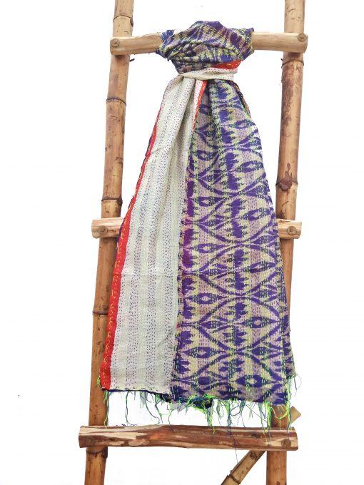 Indian Kantha Scarf