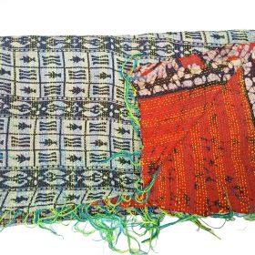 indian artisan handmade stole