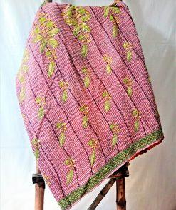 Pink Wholesaler Kantha