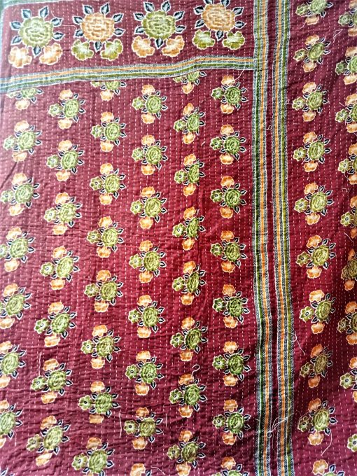 indian cotton throw