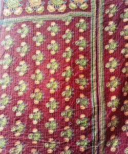 indian cotton throw