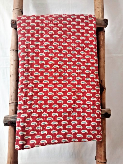 Indian Artisan Made Kantha Throw