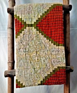 Best Selling Kantha Quilt Twin Throw