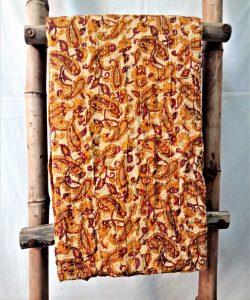 Artisan Handcrafted Vintage Kantha Throw