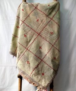 Queen Size Vintage Kantha throw