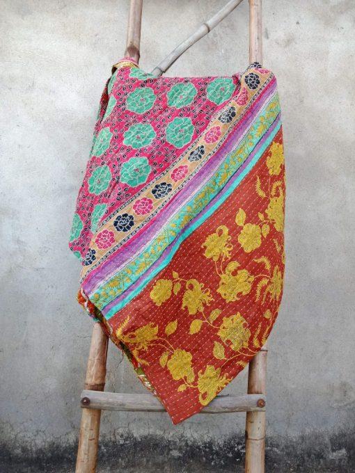 vintage Kantha Quilt Wholesale Twin