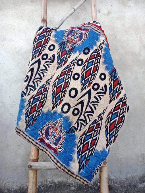 Polka Dot Paisley Wholesale Quilt