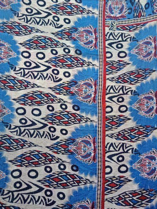 Circle Paisley Wholesale Kantha Quilt Twin