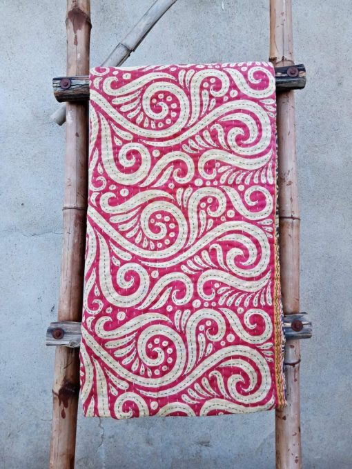 Quality Kantha Quilt Bohemian