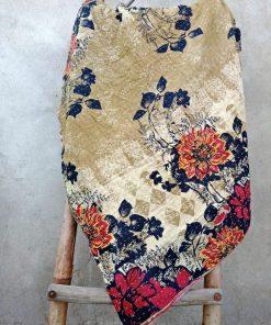 Unique Kantha Quilt Twin Online