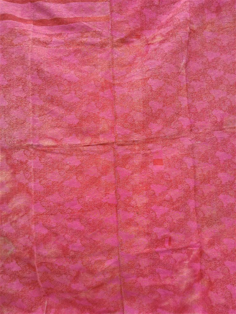 Polka Dot Artisan made Vintage Kantha Quilt