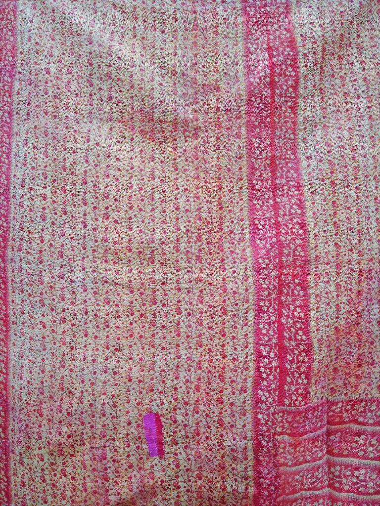 Wholesale Vintage Kantha Quilt Polka Pattern