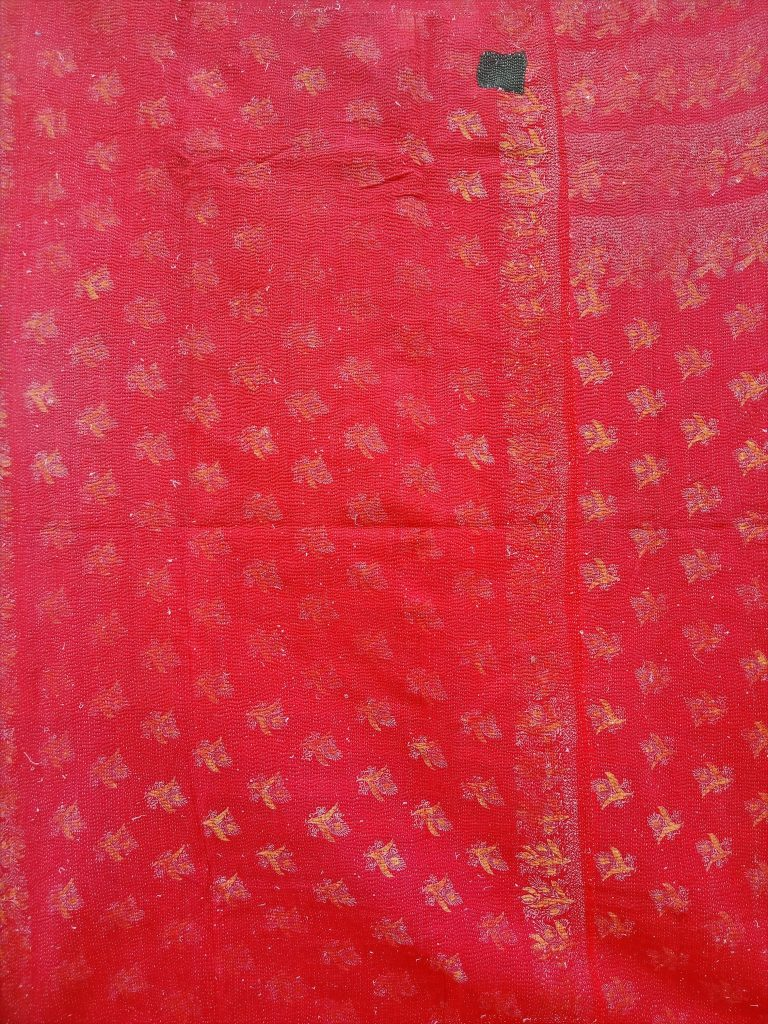 Artisan made Queen Handmade Kantha