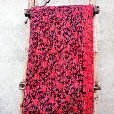 Handmade Reversible Exclusive Fine 6 Layered Vintage Kantha
