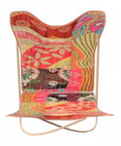 Kantha butterfly chair