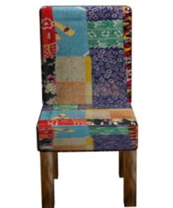 Kantha wooden Chair