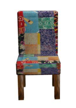 Kantha wooden Chair
