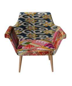 Vintage Kantha Nest Chair