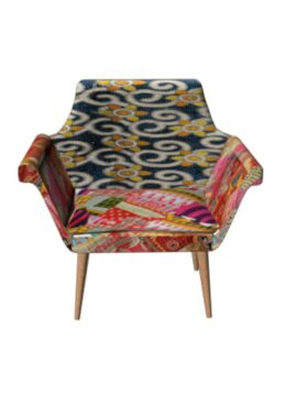 Vintage Kantha Nest Chair