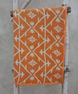 Baby Vintage Kantha Quilt