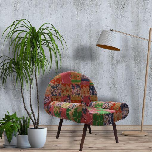 kantha nest chair