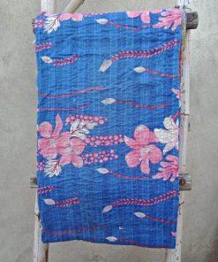 Bengal Vintage Kantha Throw