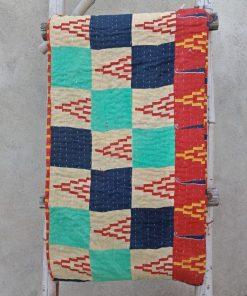 Fine Vintage Kantha Throw
