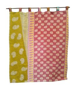 curtain kantha
