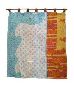 Bohemian Handmade Kantha Curtain