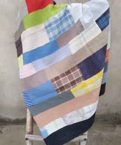 vintage kantha 6 layered