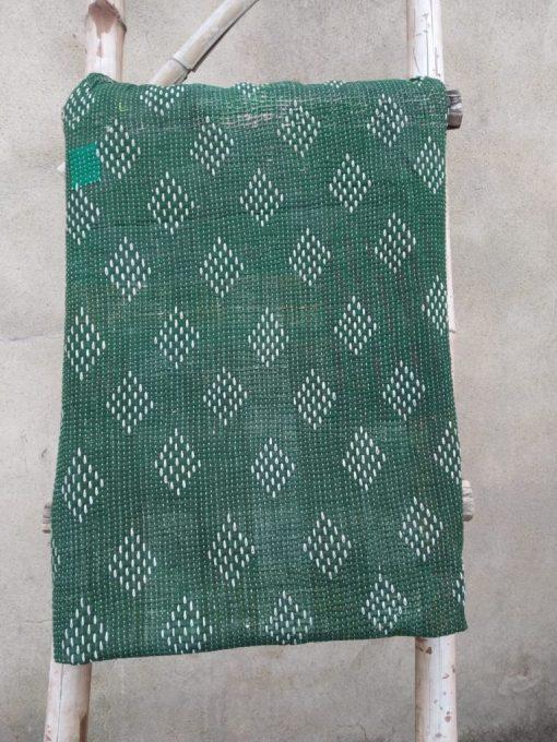 6 layered Rare Vintage Kantha Throw