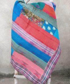 indian artisan heavy kantha