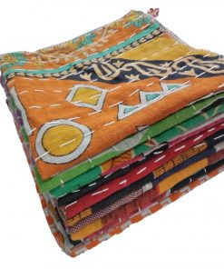 Kantha Vintage Dish Cloth Set